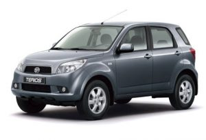 Daihatsu car service and repairs